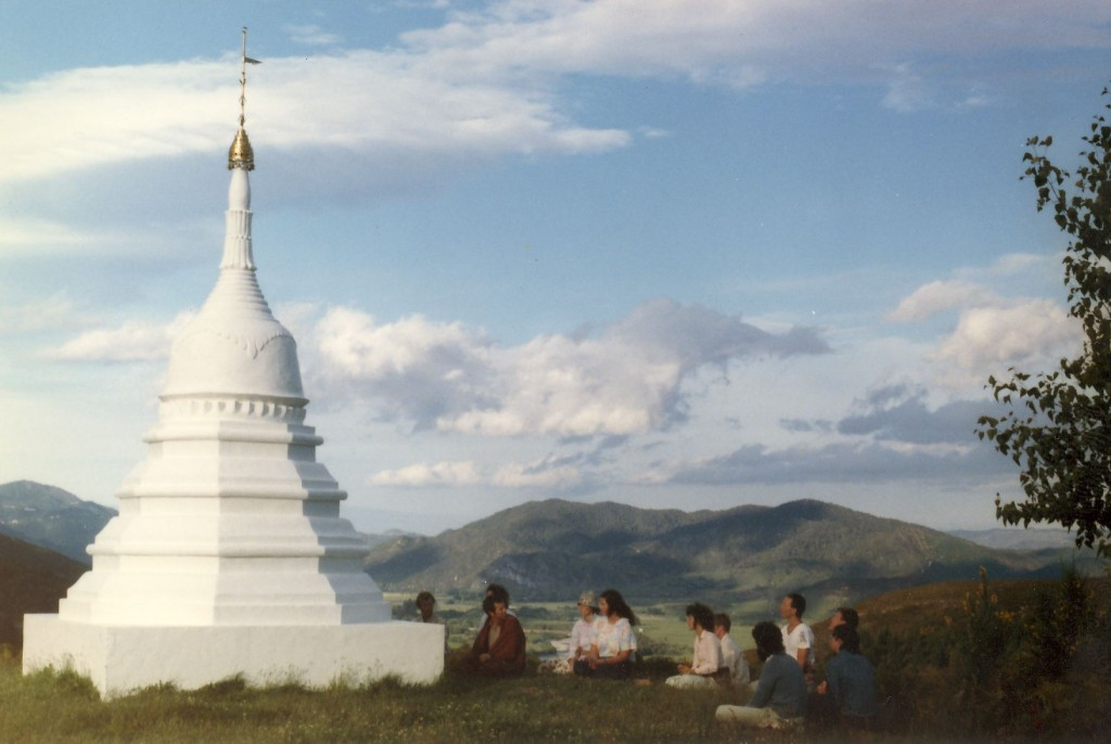 Tarchin-Hearn-Stupa